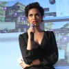 Isha Gupta at the launch of Nokia Lumia 900 New Delhi.