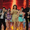 Siddharth Malhotra, Varun Dhawan and Alia Bhatt perform on the sets of Jhalak Dikhhla Jaa in Mumbai, while promoting their film Student Of The Year