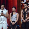 Rashmi Desai Sandhu, Rithvik Dhanjani & Gurmeet Chowdhary on the sets of Jhalak Dikhla Jaa