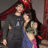 Hiten Tejwani at Shabbir and Kanchi Kaul's wedding