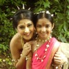 Sonarika and Anushka