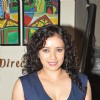 Bollywood actress Shreya Narayan during the film Prem Mayee press meet at Hotel Four Seasons in Juhu, Mumbai.