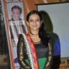 Singer Lalitya Munshaw at the Launch of Garba album 'Aye Halo' in Hotel Orritel West in Mumbai.