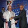 Director Yash Chopra at bollywood Filmmakers honoured at Locations Awards 2012 at Hotel Novotel in Juhu, Mumbai.