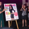 Bollywood actress Chitrangada Singh launched Women's Health magazine in a press conference in Mumbai.