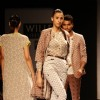 Designer Dev r Nil Wills Lifestyle India Fashion Week -2013, In New Delhi (Photo: IANS/Amlan)