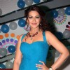 Bollywood actress Sonali Bendre on the sets of Hindustan Ke Hunarbaaz in Mumbai.