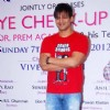 Bollywood actror Vivek Oberoi at the launch of Free Eye Check-Up Campaign jointly organised by Western India Film Producers Association & Lions Club of Millennium in Mumbai.