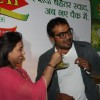 Bollywood actress Rani Mukherji with Director Anurag Kashyap promoting Aiyyaa with Chaha Poha (Tea and Maharashtrian Snack Poha) at Wagh Bakri Tea Lounge in Mumbai