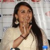 Bollywood actress Rani Mukherjee at a press meet to promote their film ''Aiyyaa, in New Delhi. (Photo: IANS/Amlan)
