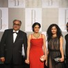 Boney Kapoor with wife Sridevi at Amitabh Bachchan's 70th Birthday Party