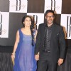 Ajay Devgan with wife Kajol at Amitabh Bachchan's 70th Birthday Party