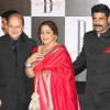 Anupam Kher with wife Kirron Kher at Amitabh Bachchan's 70th Birthday Party