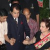 Dilip Kumar with wife Saira Banu at Amitabh Bachchan's 70th Birthday Party