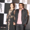 Kalki Koechlin with husband Anurag Kashyap at Amitabh Bachchan's 70th Birthday Party