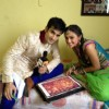 Karan and Krystle