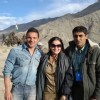 Mohnish, Ektaa and Sohail