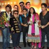 Bappi Lahiri, Govinda, Rituparna Sengupta, Shakti Kapoor at Music Launch of Dard E Disco
