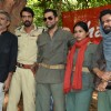 Promotion of Film Chakravyuh at Naxal Camp