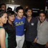 Film Student Of The Year cast at Galaxy Theatre, Bandra