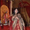 Bengali film directo Rituparno Ghosh and celebs at DN Nagar Durga Pooja event in Mumbai.