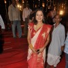 Celebs at Durga pooja event in Juhu in Mumbai.
