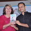 Bollywood actress Helan launches Abhishek Sharma's Fitness on the go book at MCA in Mumbai.