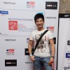 Chang spotted at 14th Mumbai Film Festival in Mumbai.