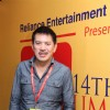 Director Brillante Mendoza at 14th Mumbai Film Festival in Mumbai.
