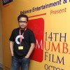 Director Suman Ghosh at 14th Mumbai Film Festival in Mumbai.