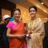 Tanuja with daughter Kajol visit North Bombay's Sarbojanin Durga Puja - Day 2