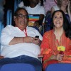 Satish Kaushik and Ila Arun at Day 7 of 14th Mumbai Film Festival