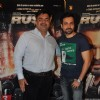 Emraan Hashmi at film RUSH press meet at Mehboob Studios in Bandra, Mumbai.
