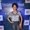 Gul Panag during the launch of author Rajiv G Menon's book Thunder God at Apicus
