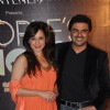 Sameer Soni with wife Neelam at Peoples Choice Awards 2012