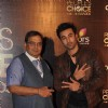 Ranbir Kapoor with Subhash Ghai at Peoples Choice Awards 2012
