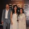 Parineeti Chopra with parents at Peoples Choice Awards 2012