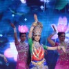 Sanaya Irani performing at the legend of Diwali with Star Parivaar