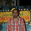 Abhinav Kashyap at Special Screening of Luv Shuv Tey Chicken Khurana