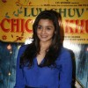 Alia Bhatt at Special Screening of Luv Shuv Tey Chicken Khurana