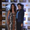 Celebs at during the premiere of English film Skyfall at PVR, Kurla in Mumbai