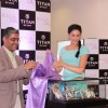 Bollywood actress Nargis Fakhri unveiling of the exquisite Raga Cities Collection of watches by Titan at World of Titan store in Bandra, Mumbai