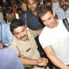 Aamir Khan arrives from Hajj