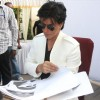 Shah Rukh Khan celebrates his 47th. Birthday with media