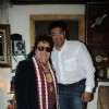 Dhumketu Punatar's celebrates Birthday with Bappi Lahiri