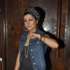 Indian rapper Hard Kaur 4th Annual Nokia Music Connects at Shiros in Mumbai on Monday.