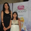 Gauri Tonk with daughter Pari at the launch of Disney Princess Academy