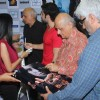 Mahesh Bhatt, Emraan Hashmi, Vikram Bhatt and Mukesh Bhatt at Film Raaz 3 DVD Launch