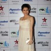 Bhagyashree at ITA Awards 2012
