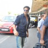 Akshay Kumar and Asin at the airport leaving for Dubai
